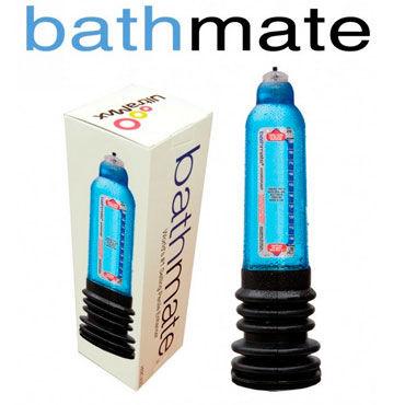 Bathmate Hercules, синий Гидропомпа для увеличения члена (размер M)
