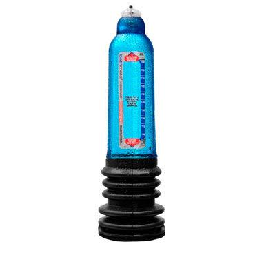 Bathmate Hercules, синий, Гидропомпа для увеличения члена (размер M)