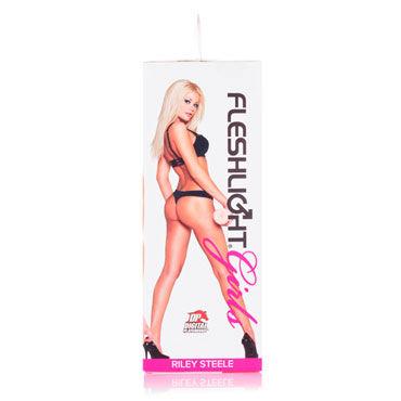 FleshLight Girls Riley Steele Копия вагины порно звезды Райли Стил