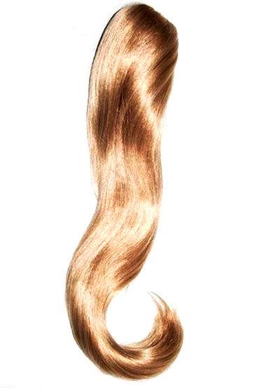 Хвост на ленточках Из искусственных волос, длина 50 см