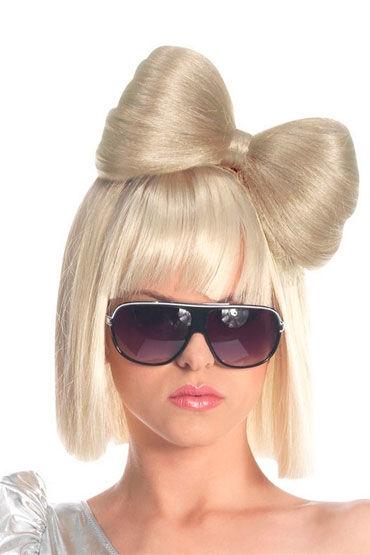 Leg Avenue бант из волос Пепельный блондин