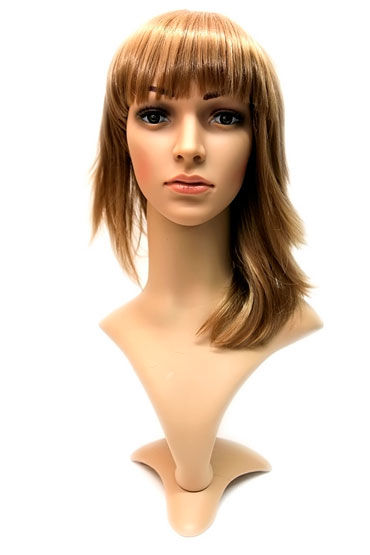 Steph Wig, темно-русый с мелированием Волосы средней длины