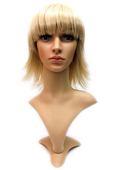 Steph Wig, стандартный блонд Волосы средней длины