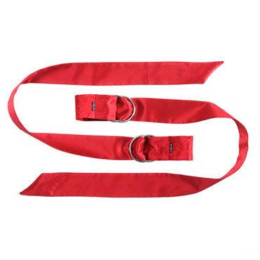 Lelo Boa, красный Шелковые ленты для чувственных наслаждений