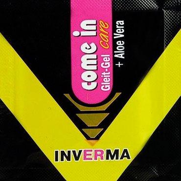 Inverma Come In Aloe Vera, 2 мл, Универсальный лубрикант на водной основе