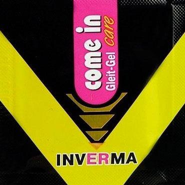 Inverma Come In Silicone, 2 мл Универсальный лубрикант на силиконовой основе