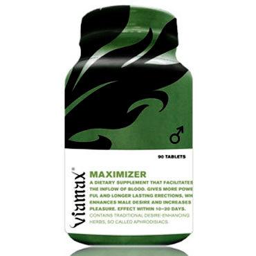 Viamax Maximizer, 90 шт Стимулирующая добавка для мужчин