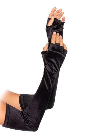 Leg Avenue перчатки С открытыми пальчиками