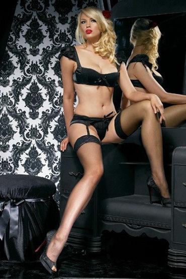 Leg Avenue комплект Роскошное сексуальное белье