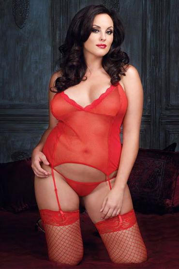 Leg Avenue комплект Шикарное белье для роскошной женщины