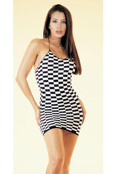 Leg Avenue платье В шашечку