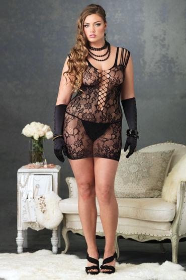 Leg Avenue платье С необычными лямочками