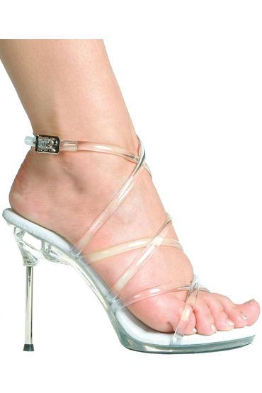 Ellie Shoes Sophia Босоножки на металлической шпильке 12 см