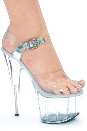 Ellie Shoes Brook Босоножки на очень высоком каблуке 18 см