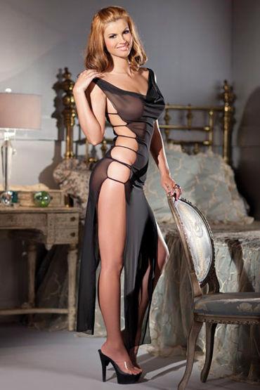 Bewicked Lateral Incision Соблазнительное платье в пол