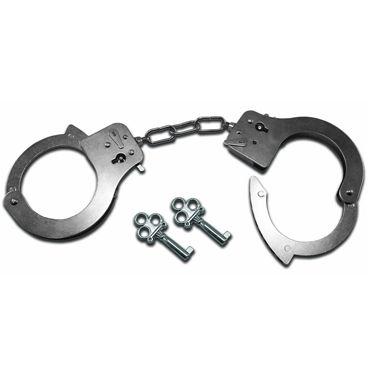 Sex & Mischief Metal Handcuffs, Из прочной закаленной стали