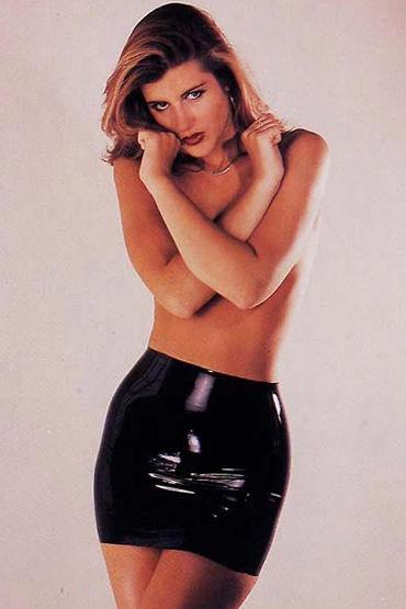 Sharon Sloane юбка, Латексная - Размер S от condom-shop.ru