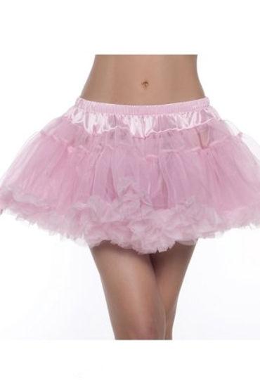 Bewicked юбка, розовая, Пышная двухслойная - Размер Универсальный (XS-L) от condom-shop.ru