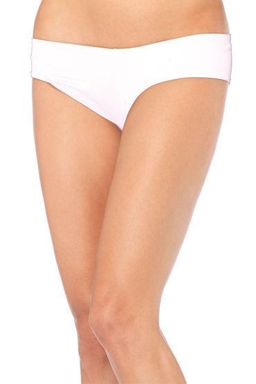 Leg Avenue трусики, белые, Удобные лайкровые - Размер S-M