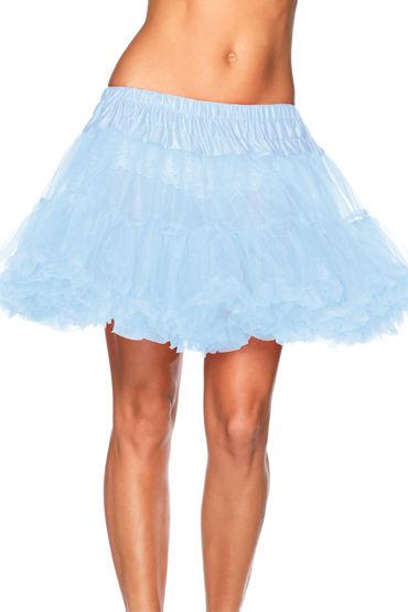 Leg Avenue подъюбник, светло-голубой, Многослойный пышный - Размер Универсальный (XS-L) от condom-shop.ru
