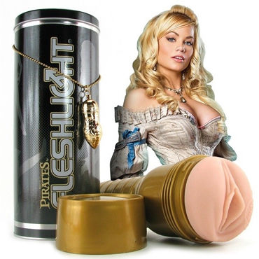 FleshLight Riley Steele Nipple Alley Копия вагины порно звезды Райли Стил
