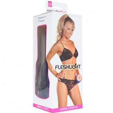 FleshLight Girls Anna Lovato Копия вагины порно звезды Анны Ловато