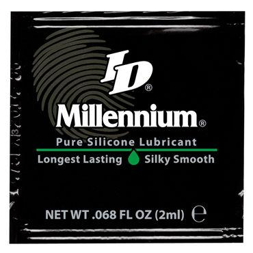 ID Millennium, 2мл, Смягчающий гель-смазка на силиконовой основе
