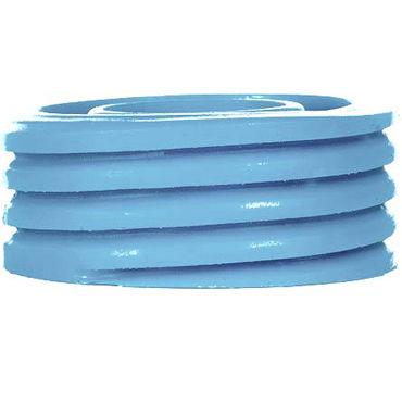 Keep Burning Bump, голубое Эрекционное кольцо оригинальной формы