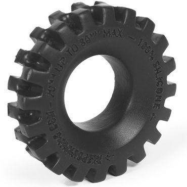 Keep Burning Pick Up Nutt, черное Эрекционное кольцо оригинальной формы