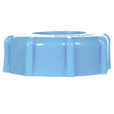 Keep Burning Drain Ring, голубое Эрекционное кольцо оригинальной формы
