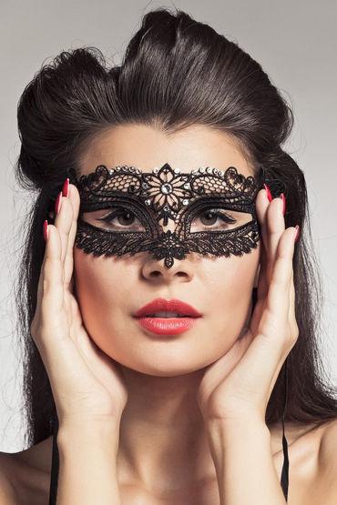 Luna Veneziana Cristina Венецианская маска с кристаллами Swarovski