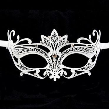 Luna Veneziana Lea Венецианская маска с кристаллами Swarovski