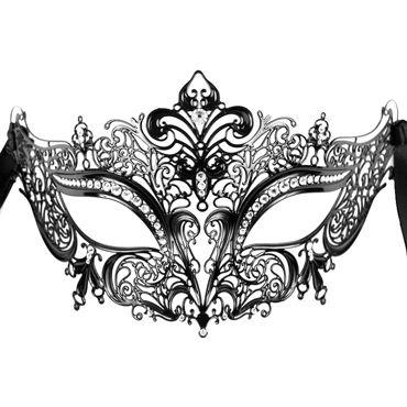 Luna Veneziana Ofelia Венецианская маска с кристаллами Swarovski