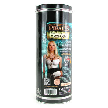 FleshLight Girls Pirates Edition Мастурбатор, копия вагины порнозвезды Джесси Джейн