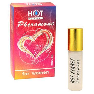 Hot Planet Pheromone №2, 6мл Женские духи с феромонами с ароматом
