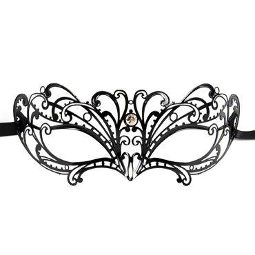 Luna Veneziana Giacomina Венецианская маска с кристаллом Swarovski