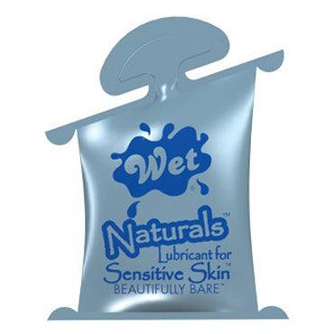 Wet Naturals Beautifully Bare, 10 мл, Лубрикант для чувствительной кожи
