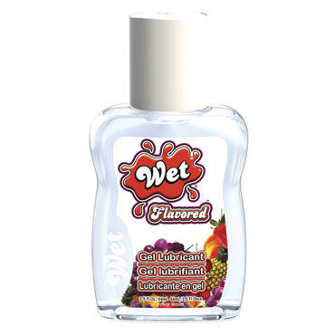 Wet Flavored Passion Fruit, 44 мл Универсальный лубрикант с ароматом фруктов