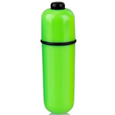 Screaming O ColorPop Bullets, зеленый Яркая водонепроницаемая вибропуля