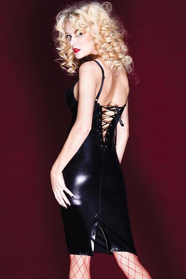Coquette платье С пикантной шнуровкой на спинке