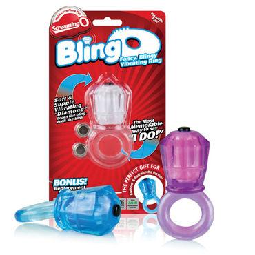 Screaming  Bling O, Виброкольцо на пенис