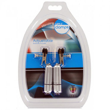 XR Brands Adjustable Nipple Clamps Виброклипсы для сосков