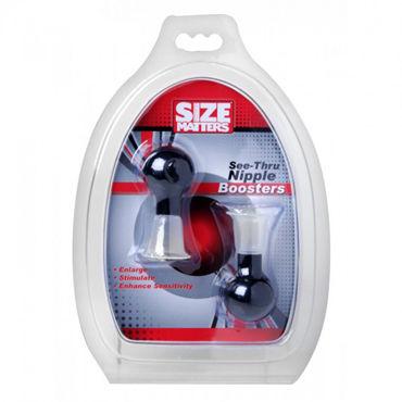 XR Brands Size Matters Nipple Busters Вакуумные стимуляторы для сосков