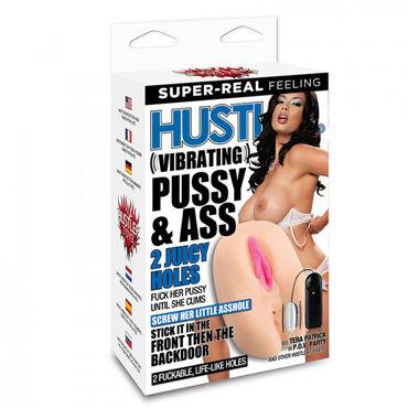 Hustler Tera Patrick Вибро-мастурбатор