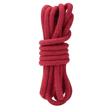 Lux Fetish Веревка, красная Для связывания