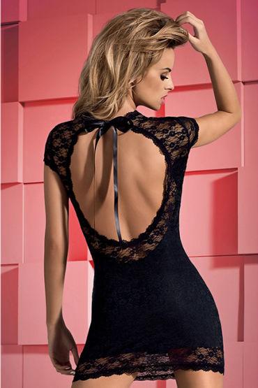 Obsessive Dressita Кружевное платье с открытой спиной
