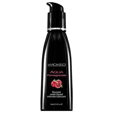 Wicked Aqua Pomegranate, 60 мл С ароматом граната
