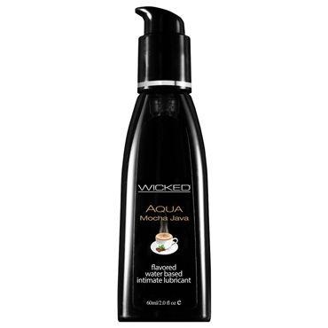 Wicked Aqua Mocha Java, 60 мл С ароматом кофе мокка
