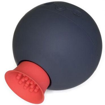 Revel Body QuietCore, красные Насадки для пульсатора Revel Body