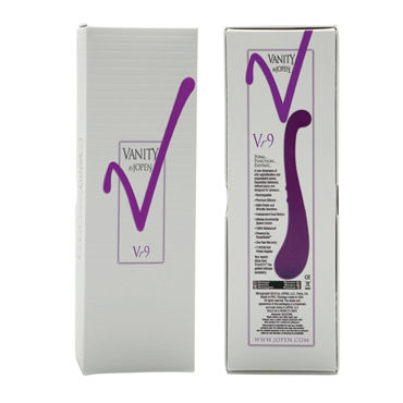 Vanity by Jopen Vr9 Двухсторонний вибратор